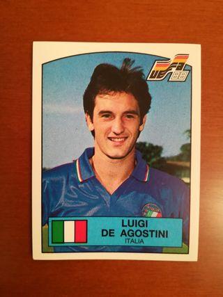 Panini Euro 88 cromo #88 De Agostini - Italia