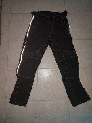 pantalon moto