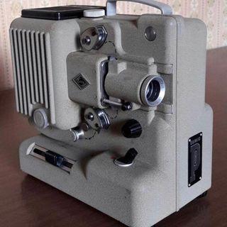 Reproductor 8mm Eumig P8. Decoración