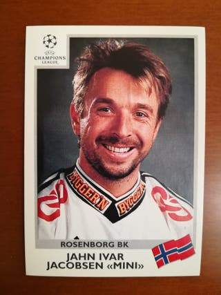"Panini UEFA CL 99/00 cromo #84 ""Mini"" - Rosenborg"
