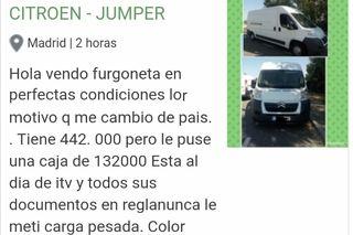 Citroen Jumper 2012