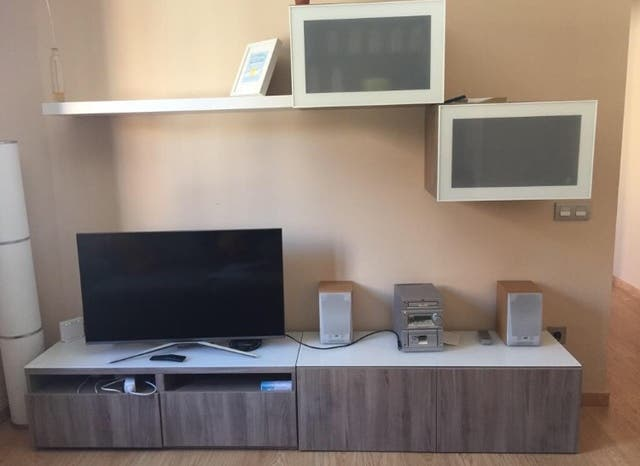Mueble comedor IKEA de segunda mano por 800 € en Barcelona en WALLAPOP