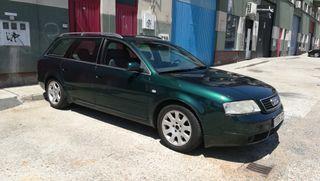 Audi A6 2.5 TDI. Diesel año 2000