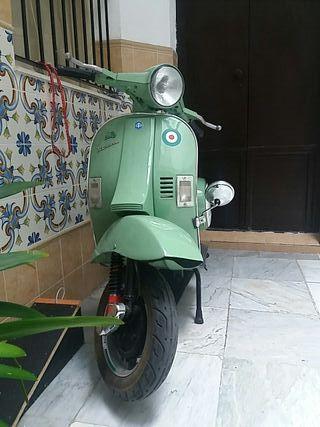 moto vespa 75pk xl