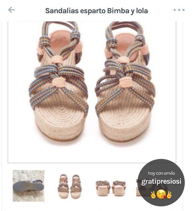 Sandalias bimba y lola