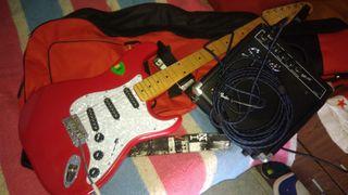 Guitarra Eléctrica Strarocaster