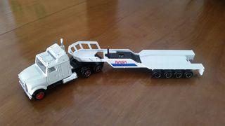majorette camion portamisiles nasa