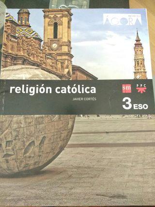 Religión Católica 3 ESO SM