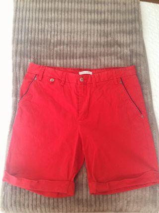 Bermuda-Pantalón hombre