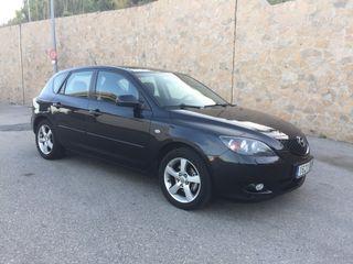 Mazda 3 1600 turbo diésel