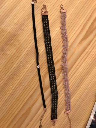 Chokers collares