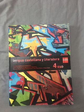Libro de lengua 4 de la ESO