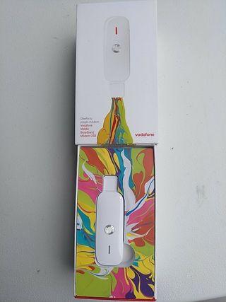 Modem USB Vodafone prepago (pincho)
