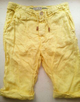 Bermudas/patalón corto Zara talla 9/10 años