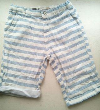Bermudas/pantalón corto,talla 9/10 años