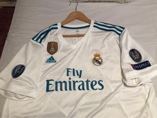 Camiseta Real Madrid 2017-2018 Original 3XL