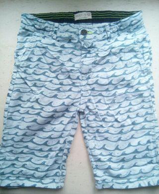 Bermudas/pantalón corto, talla 9/10 años Zara boys