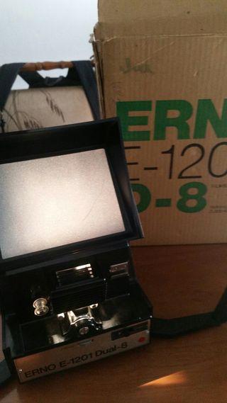 erno e-1201 d-8 visor super 8