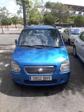 Suzuki Wagon R 2001 ITV recién pasada.98000 km