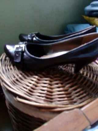 Zapatos mujer N 37