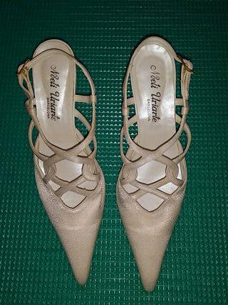 zapatos mujer ceremonia