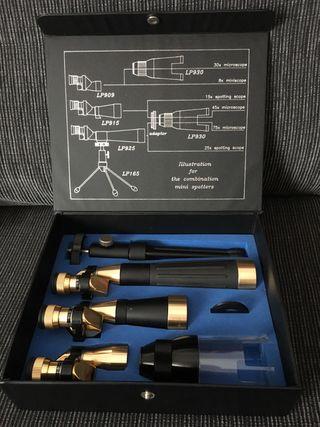 Kit edicion limitada Telescopio!!!