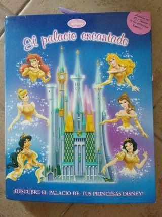 Libro de juegos disney princesas