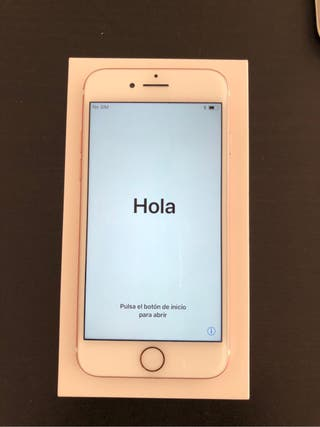 iPhone 7 32GB rosa ¡Perfecto estado!