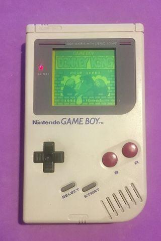 GAME BOY 1989 DMG LCD-06 Nintendo