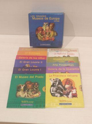 CD colección Museos
