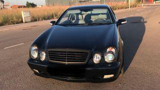 """Mercedes-Benz CLK 320 220cv llantas de 19"""""""