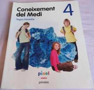 Libro primaria 4, Coneixement del Medi