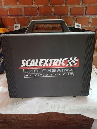Scalextric.