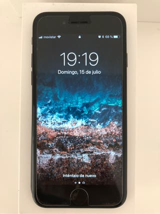 iPhone 7 32GB negro mate ¡Perfecto Estado!