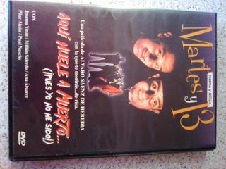 película de dvd