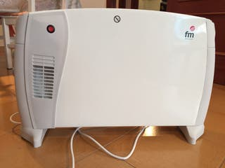 Calefactor de aire 2000W