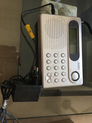 Radio Portatil Silvercrest