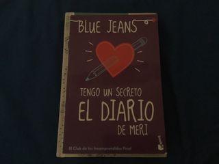 Libro El diario de Meri