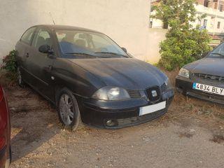 SEAT Ibiza Diesel 2003