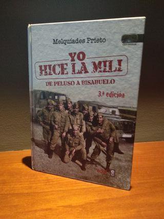 """Libro """"Yo hice la Mili"""""""