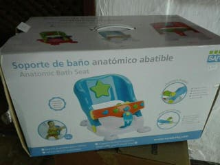 sillita bañera bebe
