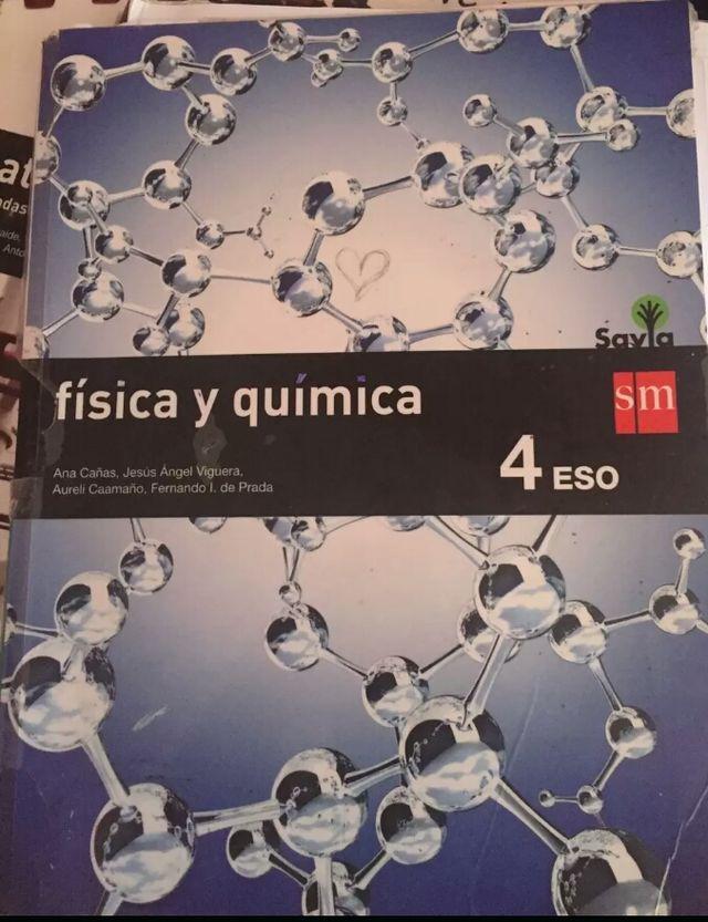 Fisica y quimica cuarto eso savia de segunda mano por 20 € en ...