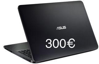 Portátil ASUS X554L