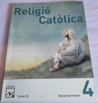 Libro primaria 4, Religion