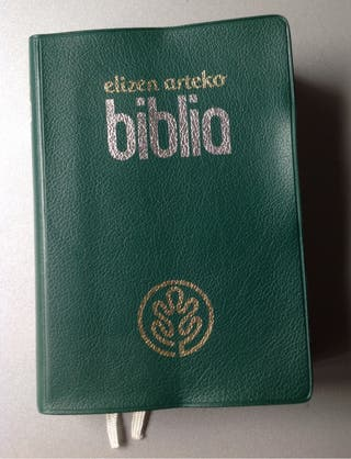 BIBLIA en EUSKERA