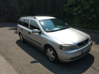 Opel Astra Caravan Gris