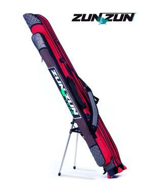 FUNDA SURFCASTING ZUNZUN TR1 - ROJA