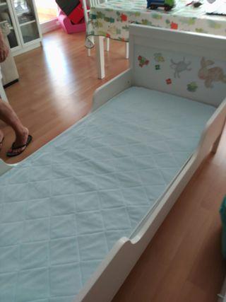 camas niños del ikea