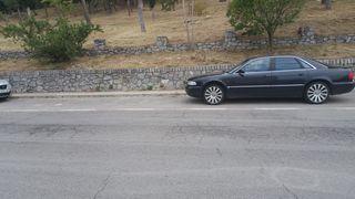 Audi A8 3.7 quatrro