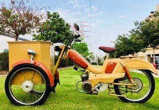 Triciclo Mobilette